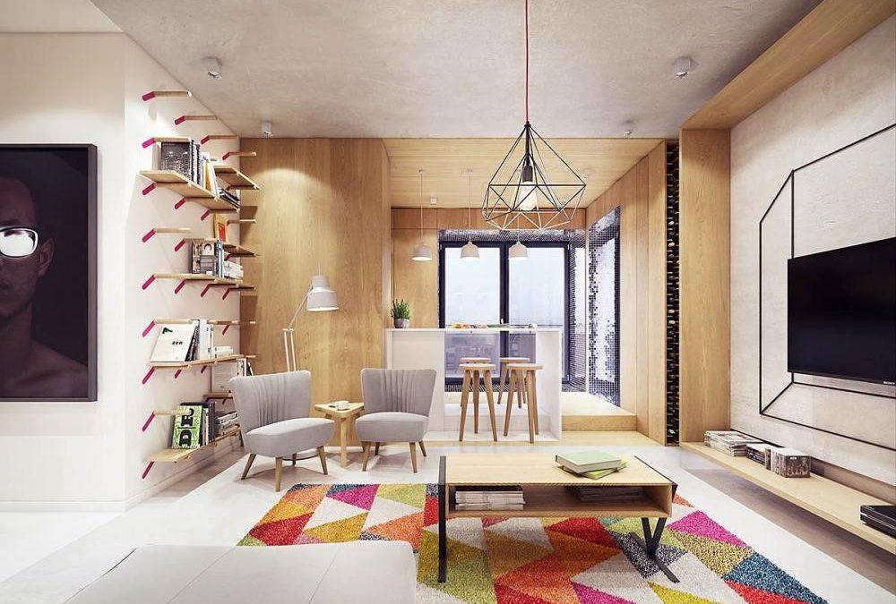 Xu hướng nội thất gỗ 2021